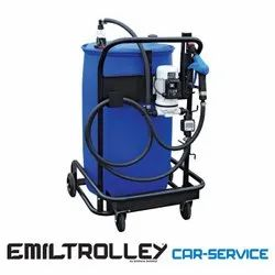 EMILTROLLEY AdBlue (DEF- Diesel Exhaust Fluid) Tank with Dispenser 220/330/440 litres