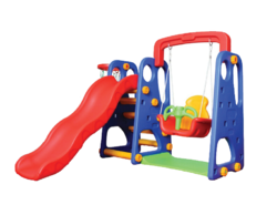 Toddler Swing & Slide