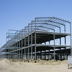 Car Showroom Structure