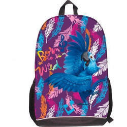 Printed Kids School Bags