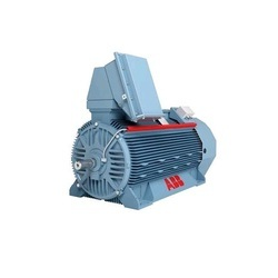 100 to 1800 kW ABB High Voltage Rib Cooled Induction Motor