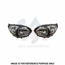 Headlamp Headlight For Maruti Suzuki Alto K10 800 Replacement Genuine Aftermarket Auto Spare Part