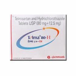 Telma 80 H Tablets