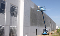 Exterior Industrial Painting Service