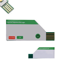 USB Single Use Temperature Data Logger