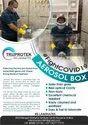 Aerosol Box Intubation Box