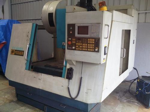 Feeler make used vmc machine model fv600a manufacturing 2001 feeler make used vmc machine model fv600a manufacturing 2001 sciox Choice Image