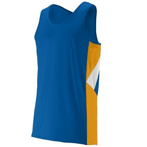 bab9c1e226a Blue And Yellow Basketball Jersey