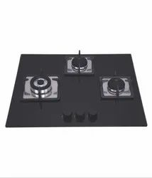 Elica 3 Burner Built In Hobs