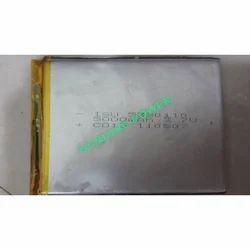 Lithium Polymer Battery 3.7V 5000mah