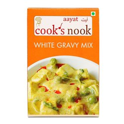 CooksNook White Gravy Mix Masala