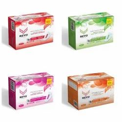 Degradable Sanitary Pad