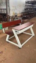 Duel Desk Bench