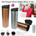Steel Sipper Water Bottle MUG H-112