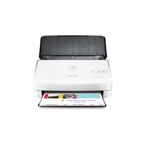 Hp Scan Jet Pro 2000 S1 Sheet Feed Scanner