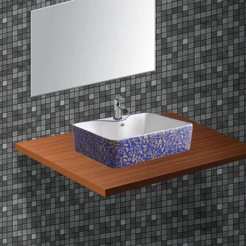 Square Shape Wash Basin