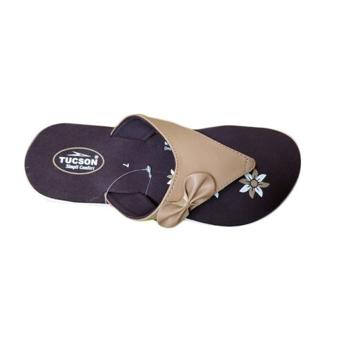 7bb7c93b3c5a3 Tucson Synthetic Foam Ladies Casual Slipper, Size: 5 To 9, Rs 136 ...