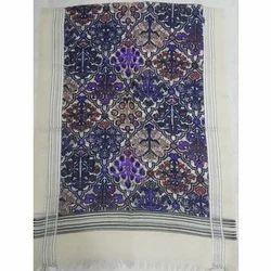 Viscose Wool Printed Shawl
