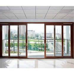 Designer Door Aluminum Sliding Doors Distributor Channel Partner From New Delhi