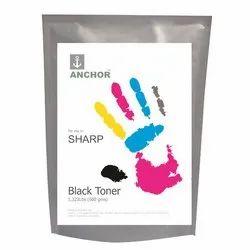 Anchor Sharp 600g Black Single Toner for Sharp 205 5316 5320 5516 5520 5618 5620 6020 6026