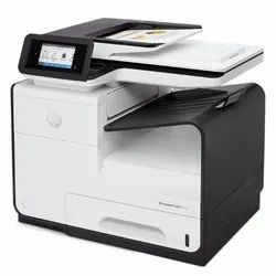 HP Page Wide Pro 477dw Multifunction Pinter, Memory Size: 768 Mb
