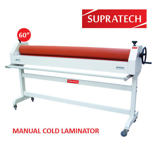 Supratech Manual Cold Laminator - 60