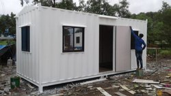 GI Portable Office Cabins
