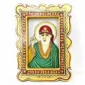 Multicolor Royal Marble Photo Frame, Size: 9*6