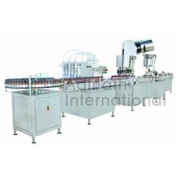 Oral Liquid Filling Line