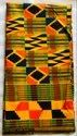 """Cotton 44-45"""" African Wax Print Fabric, For Garments, Gsm: 150-200"""