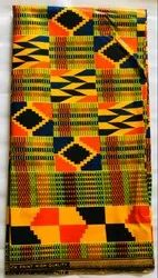 Cotton 44-45 African Wax Print Fabric, For Garments, GSM: 150-200