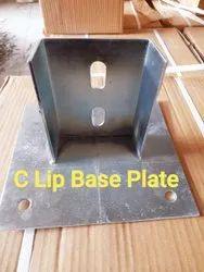 C Lip Base Plate