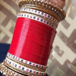 Designer Punjabi Bridal Chura