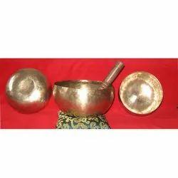 Antique Tibetan Kobera Singing Bowl