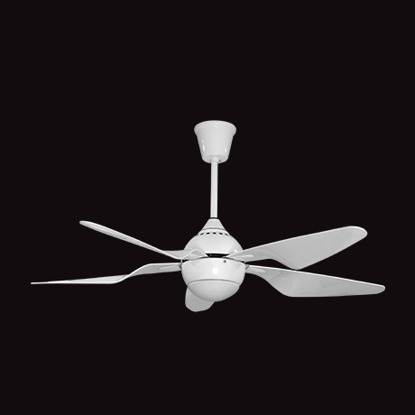 Fanzart White Knight Led Modern Ceiling Fan