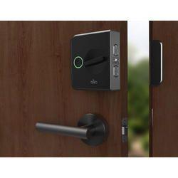 Steel Digital Smart Door Lock, For Security, 10 W