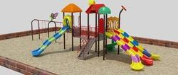 Outdoor Multiplay Station