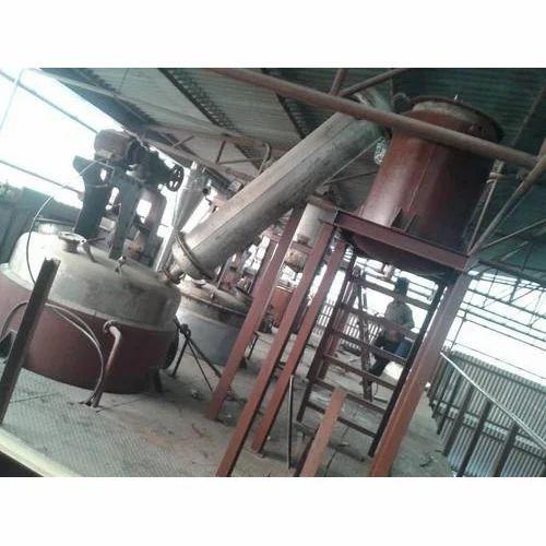 Urea Formaldehyde Resin Reactor Plant, Capacity: 50-20000L