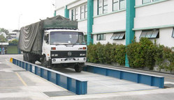 Road Weighbridge for trucks