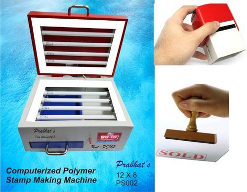 Rubber Stamp making Machine - 12x8 Polymer Nylon Stamp