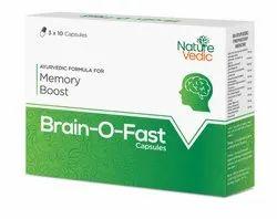 Ayurvedic Memory Boost Capsules
