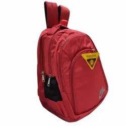 National Red School Bag