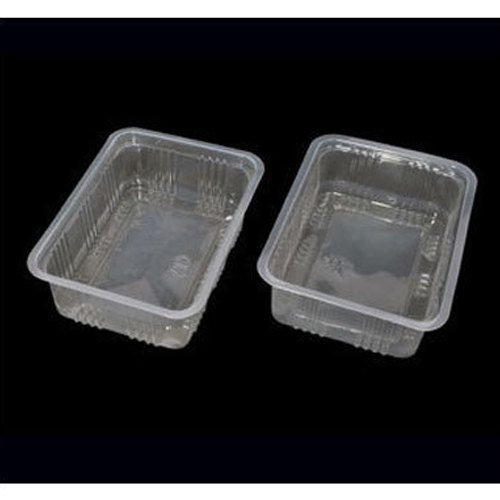 Air Tight Rectangular Container, Capacity: 500ml To 1800ml