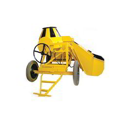 Hydraulic Bucket Loader