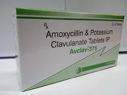 Avclav 375 Pharmaceutical Drug