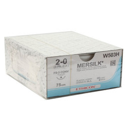 Mersilk Suture Cutting Needle