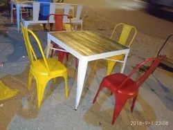 Mustcool Cafe Chair Table Set