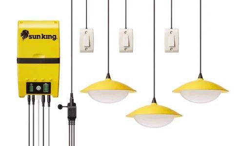 Led Solar Home Lighting System Sun King 60 Type Of Lication