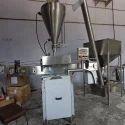 Automatic Single Head Augur Type Powder Filling Machine