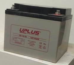 Uplus SMF Batteries 12V 45AH